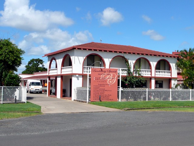 Bundaberg Spanish Motor Inn - Stayed