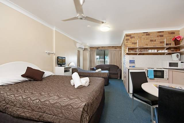 Byron Bay Side Central Motel - Stayed