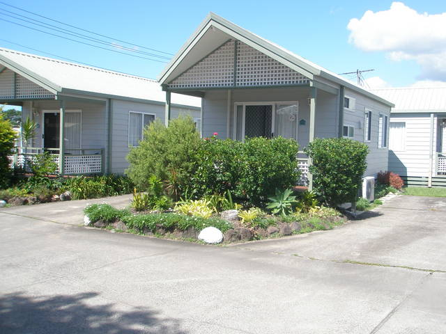 Caboolture River Caravan Park - Stayed