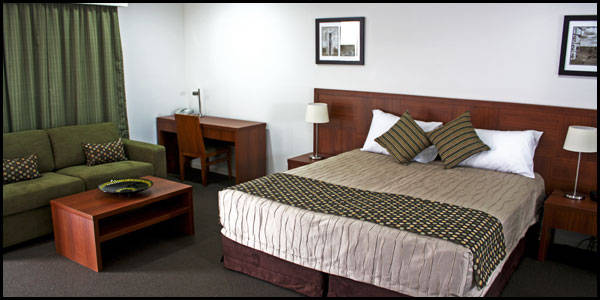 Chinchilla Downtown Motor Inn - Stayed