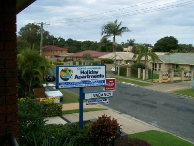 Coffs Harbour Holiday Apartments - Stayed