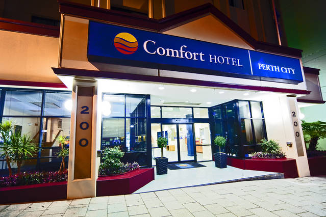 Comfort Hotel Perth City - Stayed
