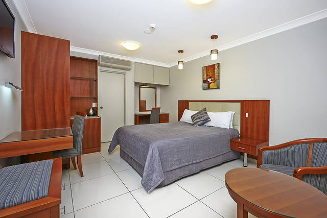 Comfort Inn and Suites Burwood - Stayed