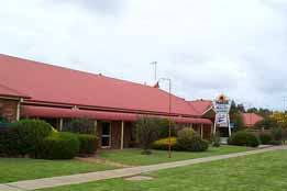 Quality Inn Parkes International - Stayed