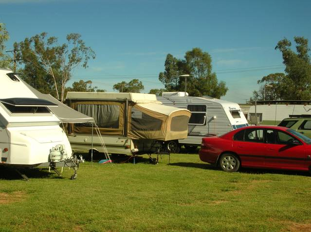 Crocodile Caravan Park - Stayed