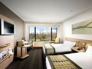 Crowne Plaza Canberra - Stayed