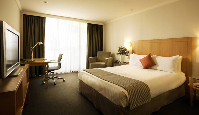 Crowne Plaza Perth - Stayed