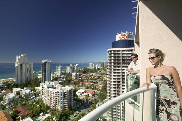Crowne Plaza Surfers Paradise - Stayed