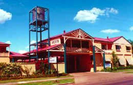 Dalby Homestead Motel - Stayed