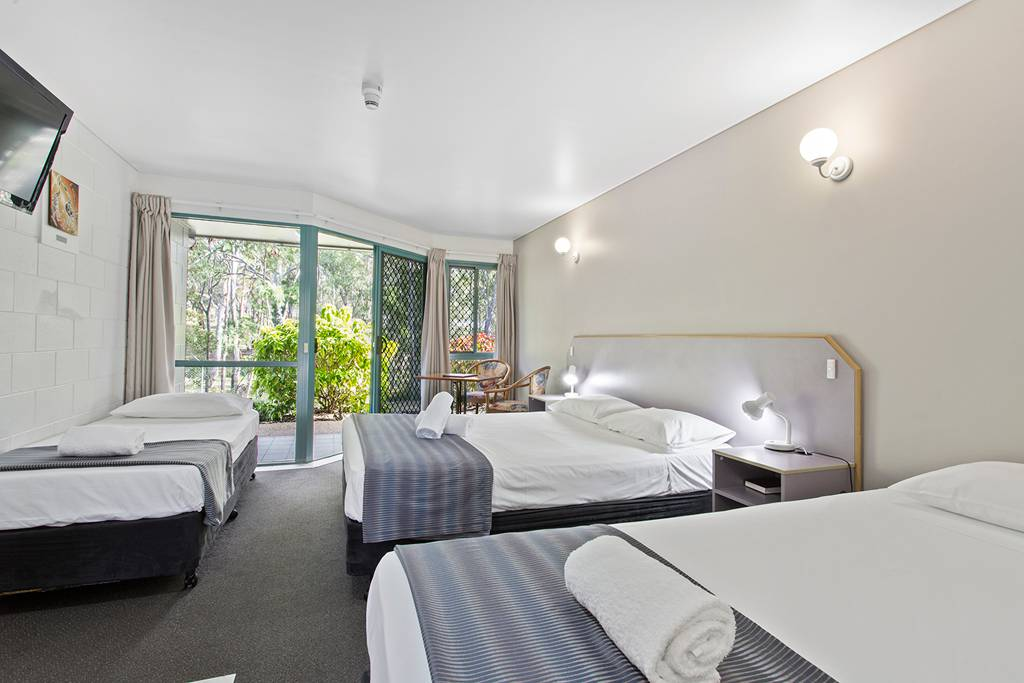 Capricorn Motel  Conference Centre - Stayed