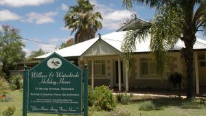 Renmark Holiday Home Willows  Waterbirds - Stayed