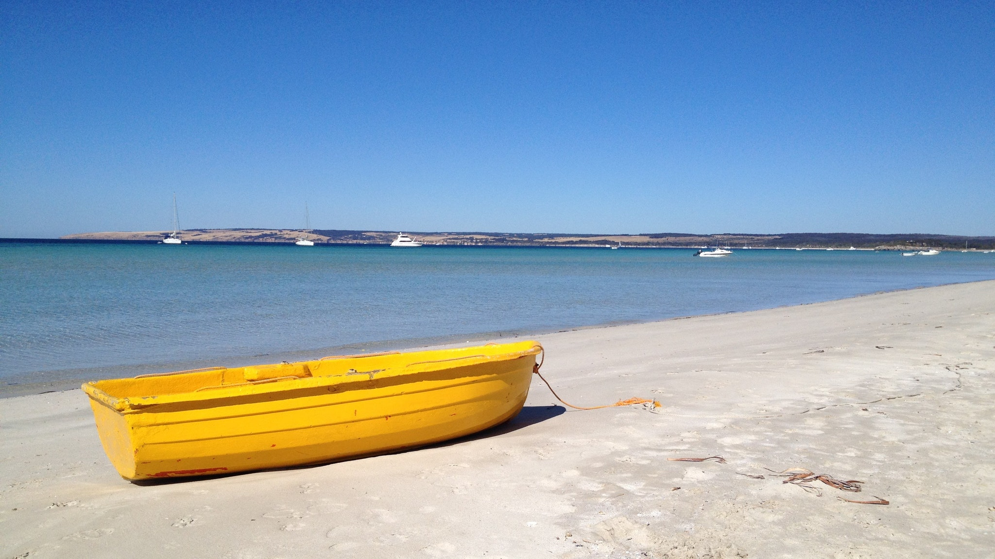 Beach Bliss - Kangaroo Island