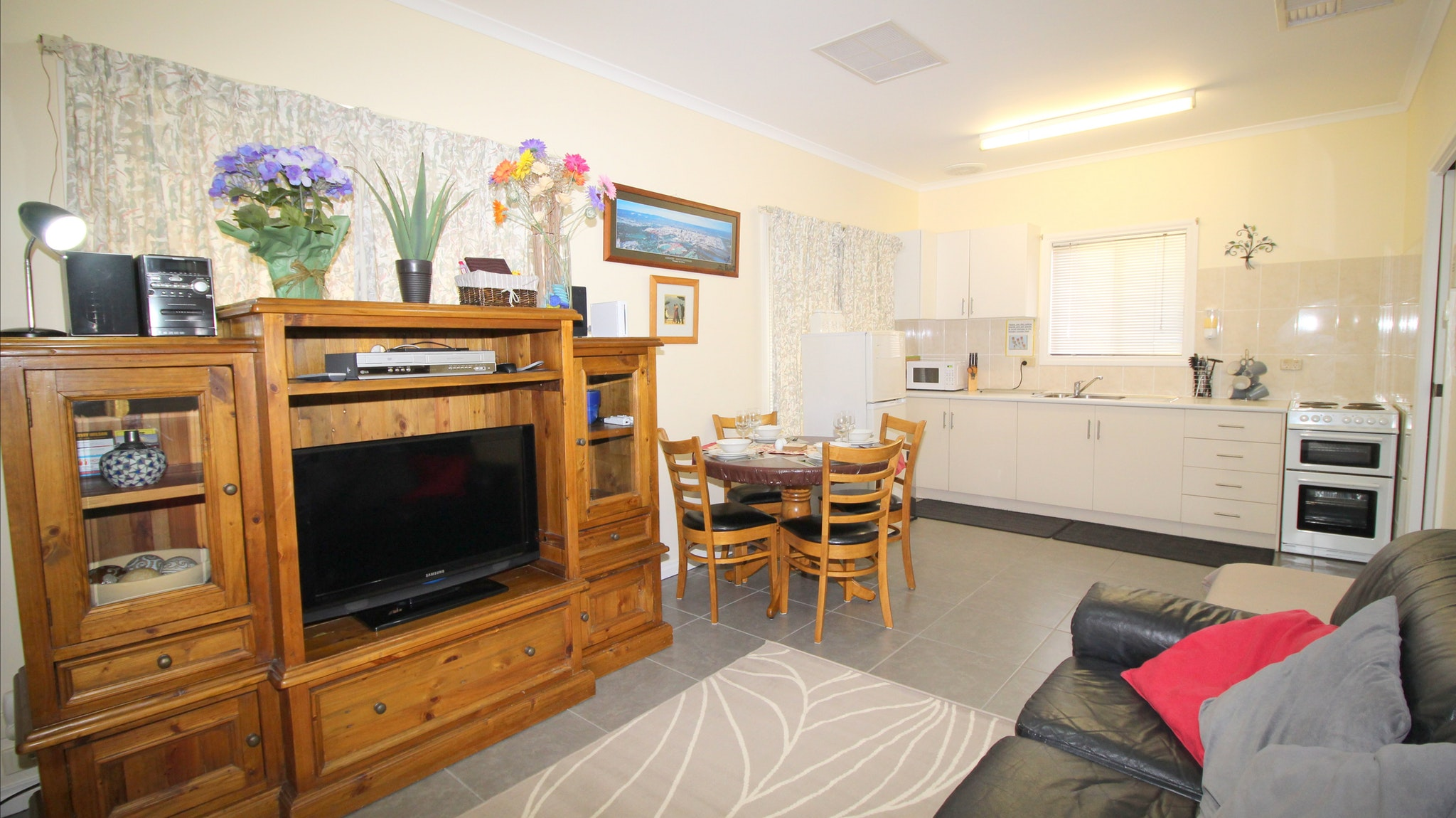 Riverview Cottage Migrant and holiday rental Port Noarlunga - Stayed