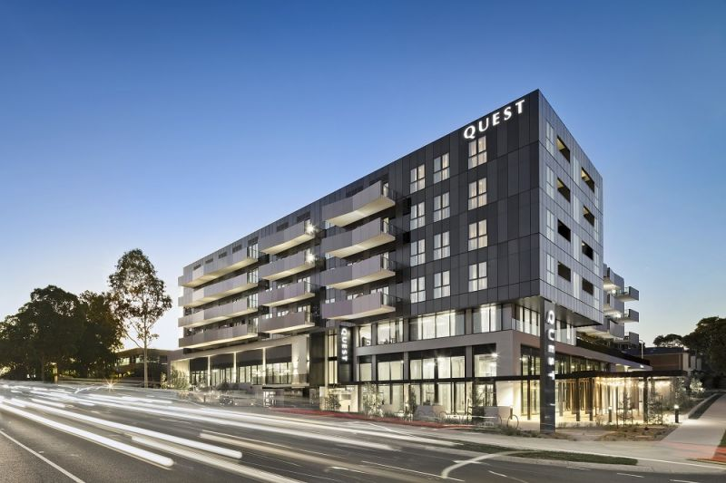 Quest Burwood East - Stayed