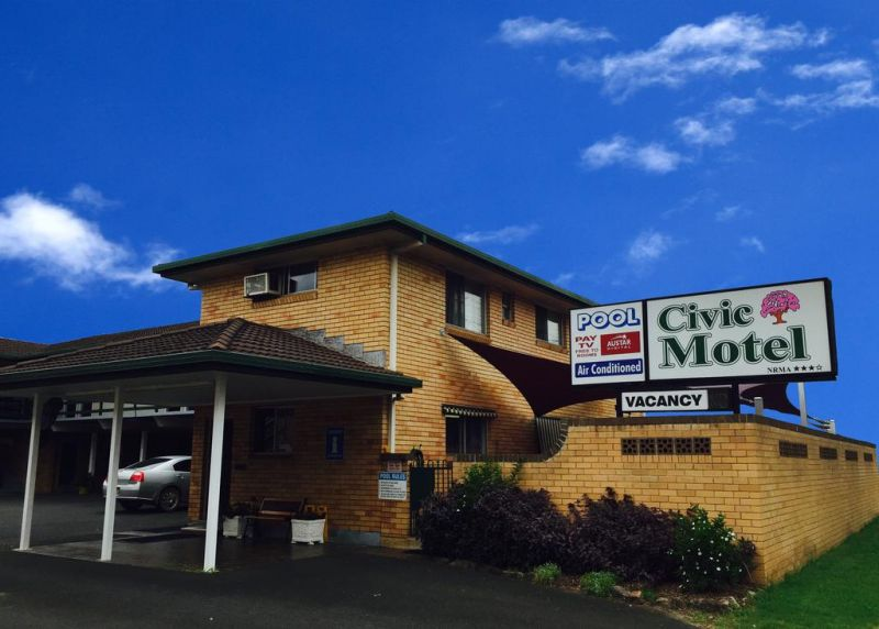 Civic Motel Grafton - Stayed