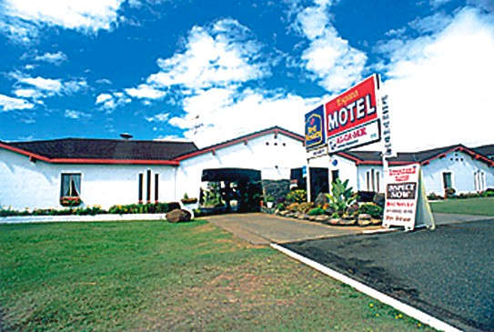 Espana Motel - Stayed