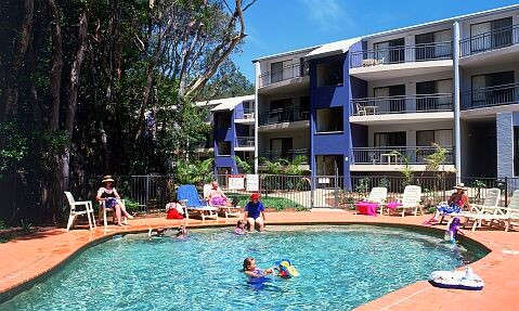 Flynns Beach Resort - Stayed