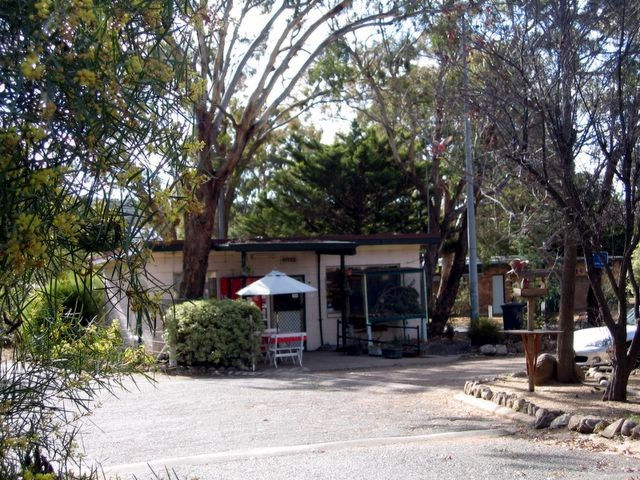 Goulburn South Caravan Park - Stayed