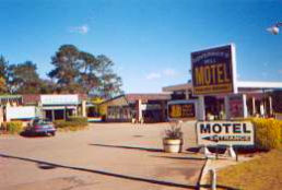 Governors Hill Motel - Stayed