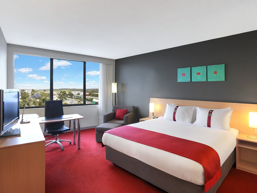 Holiday Inn Melbourne Airport - Stayed
