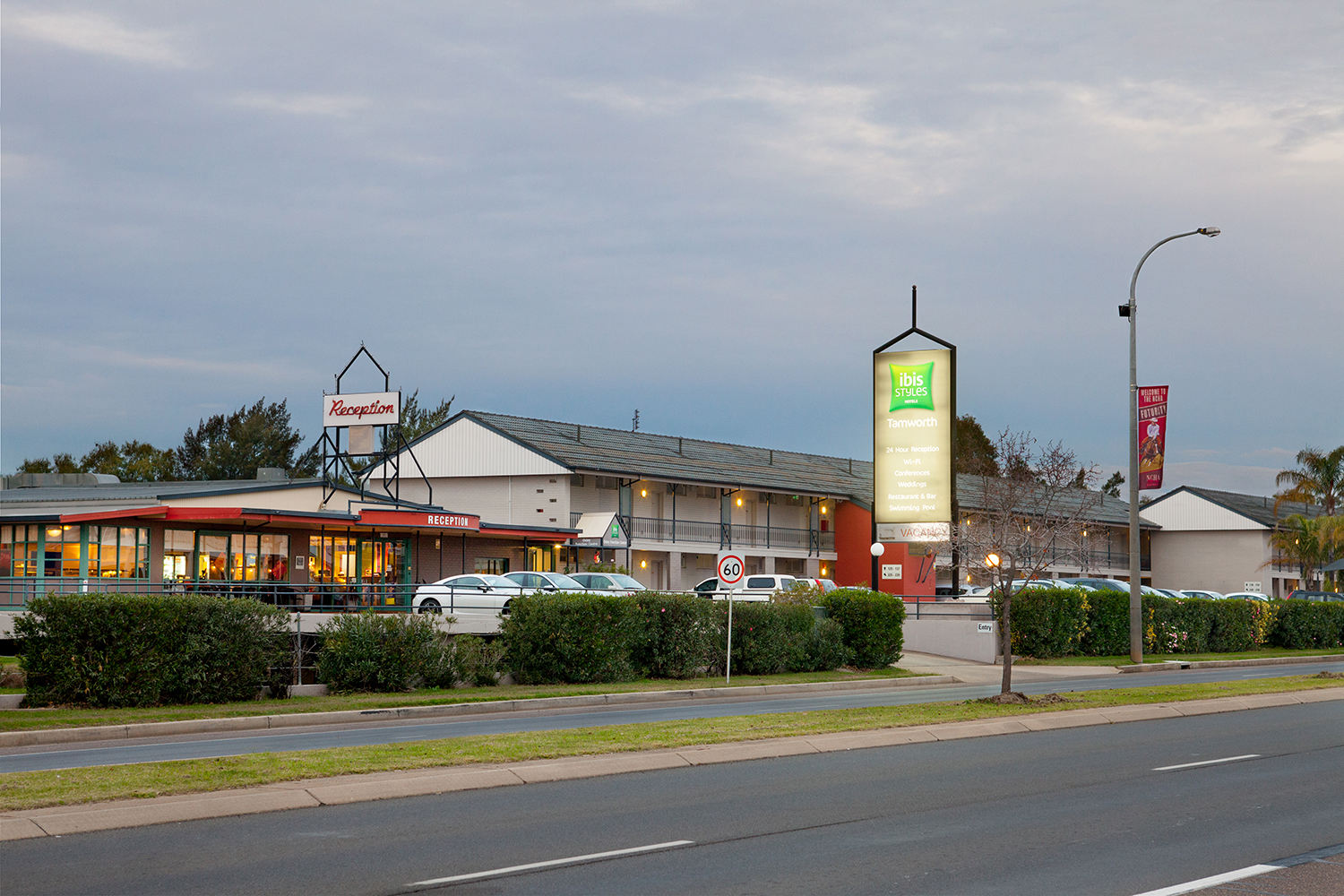Ibis Styles Tamworth - Stayed