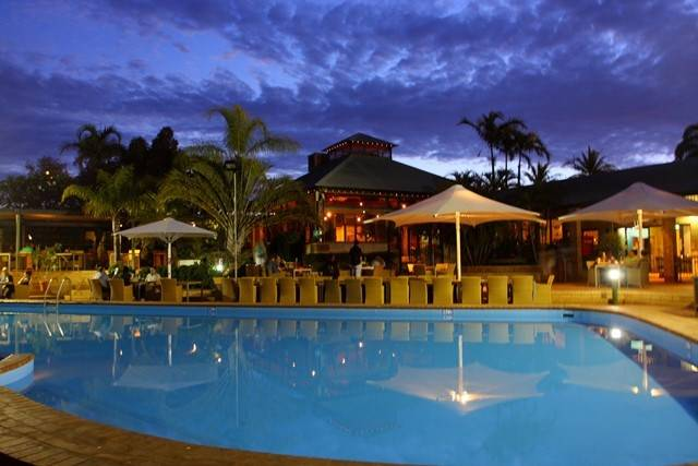 Karratha International Hotel - Stayed