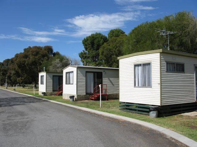 Leeton Caravan Park - Stayed