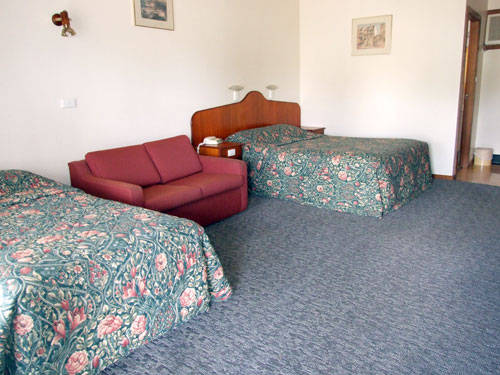 Leeton Heritage Motor Inn - Stayed