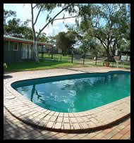 Lightning Ridge Outback Resort  Caravan Park - Stayed