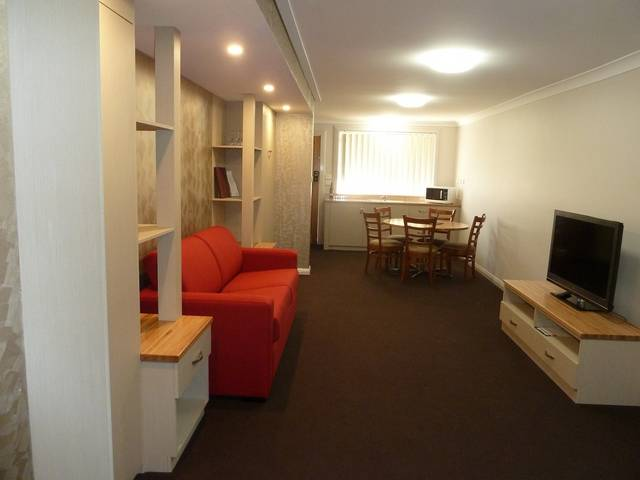 McNevins Tamworth Motel - Stayed