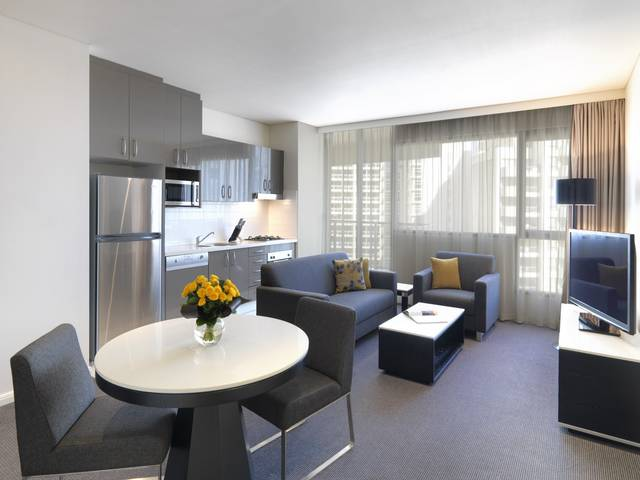 Meriton Serviced Apartments - Kent Street - Stayed
