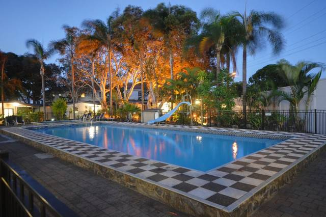 Nobby Beach Holiday Village - Stayed