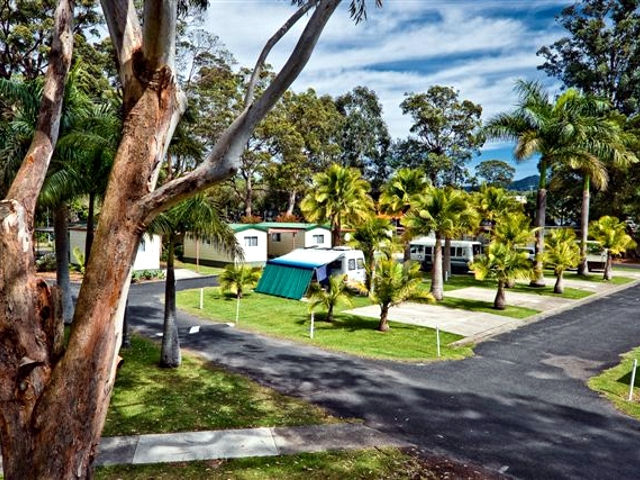 North Coast Holiday Parks Coffs Harbour - Stayed