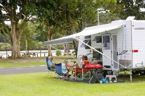 North Coast Holiday Parks Ferry Reserve - Stayed