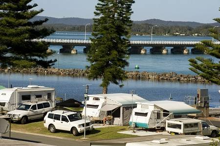 North Coast Holiday Parks Forster Beach - Stayed