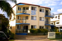 River Sands Holiday Apartments - Stayed