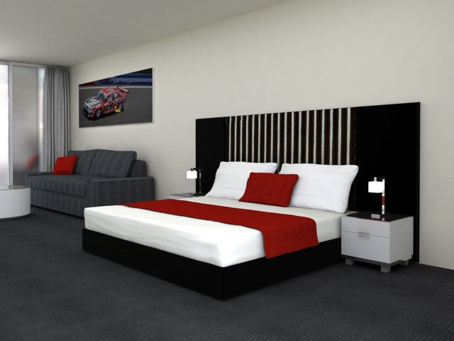 Rydges Mount Panorama Bathurst - Stayed
