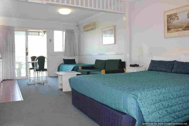 Toowong Central Motel Apartments - Stayed