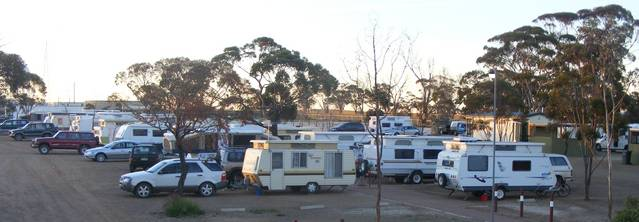 Woomera Traveller's Village  Caravan Park - Stayed