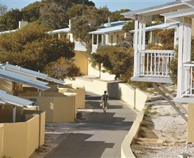 Rottnest Island Authority Holiday Units - Geordie Bay - Stayed