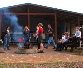 WA Wilderness Catered Camping at Yeagarup Hut - Stayed