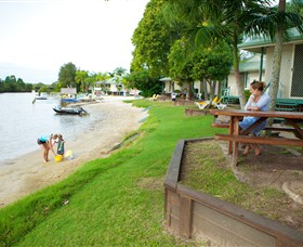 Maroochy River Resort and Bungalows - Stayed