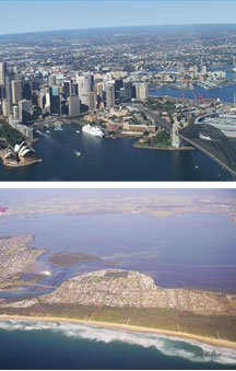 Sydney By Air - Stayed