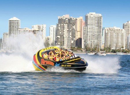 Paradise Jetboating - Stayed