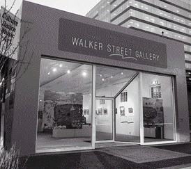 Walker Street Gallery - Stayed
