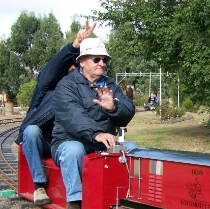 Bulla Hill Railway - Stayed