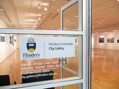 Flinders University City Gallery - Stayed