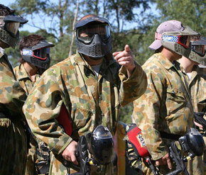 Action Paintball Games - Perth - Stayed