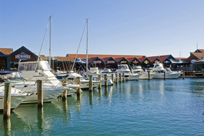Hillarys Boat Harbour - Stayed