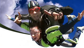 Adelaide Tandem Skydiving - Stayed